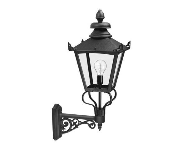 Kinkiet zewnętrzny Grampian GB1 Elstead Lighting dekoracyjna oprawa ścienna w klasycznym stylu