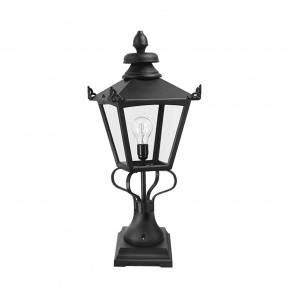 Lampa stojąca zewnętrzna Grampian GN1 Elstead Lighting dekoracyjna oprawa stojąca w klasycznym stylu