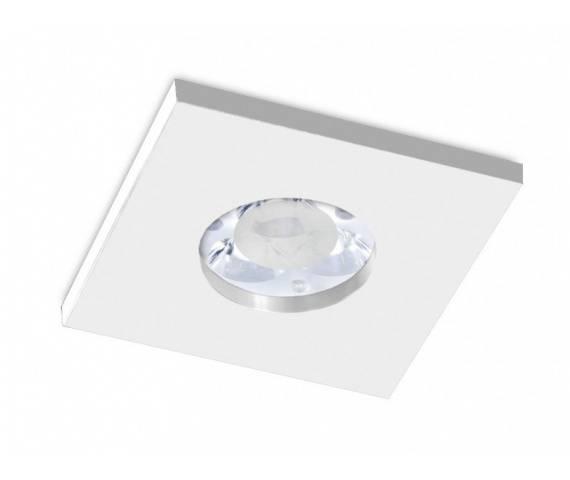 Oczko stropowe Su Classic IP65 BPM Lighting kwadratowa oprawa hermetyczna