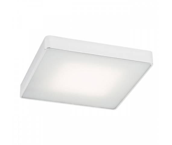 Plafon Ontario LED 3573 Argon nowoczesna oprawa w kolorze białym