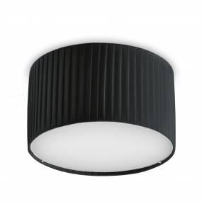 Plafon Vorada 908A-L0112B-RB  Exo nowoczesna oprawa w kolorze czarnym