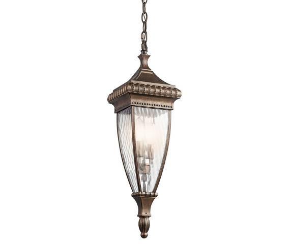 Lampa wisząca Venetian Rain KL/VENETIAN8/M Kichler zewnętrzna oprawa w dekoracyjnym stylu