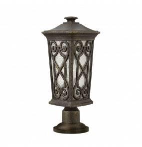 Lampa stojąca Enzo HK/ENZO3/S Hinkley latarnia ogrodowa w klasycznym stylu