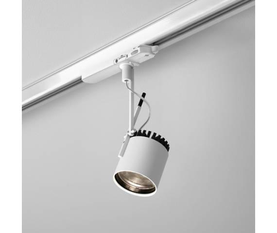 Reflektor kierunkowy 2000 PRO LED track 16325 Aqform nowoczesny reflektor do szynoprzewodu