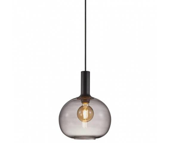 Lampa wisząca Alton 25 47313047 Nordlux nowoczesna oprawa z dymionego szkła