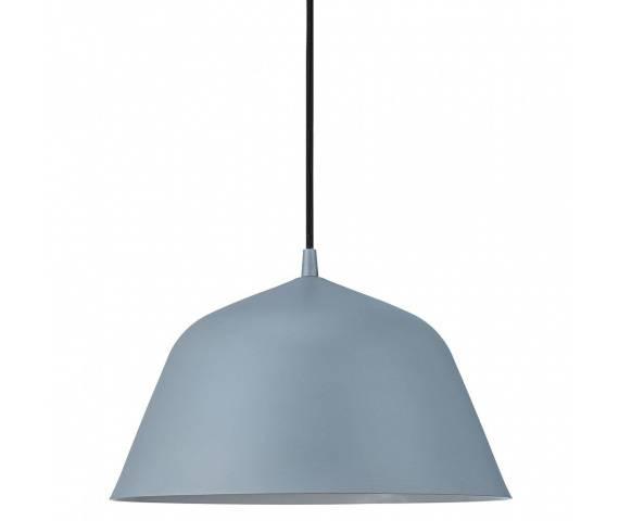 Lampa wisząca Ella 30 48713011 Nordlux szara oprawa w nowoczesnym stylu