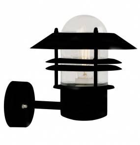 Kinkiet zewnętrzny Blokhus 25011003 Nordlux czarna oprawa w nowoczesnym stylu