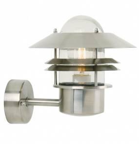 Kinkiet zewnętrzny Blokhus 25011034 Nordlux stalowa oprawa w nowoczesnym stylu