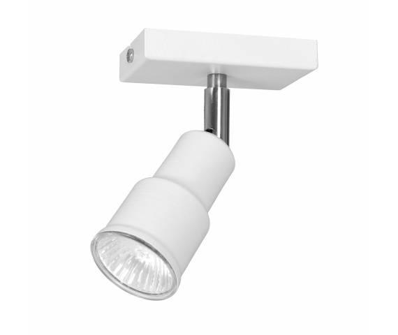 Reflektor ASPO 985PL/G Aldex nowoczesny biały reflektor regulowany