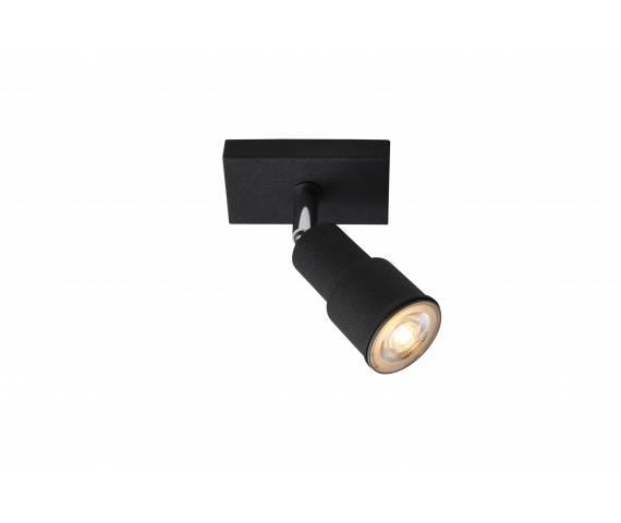 Reflektor ASPO 985PL/G1 Aldex minimalistyczny czarny reflektor kierunkowy