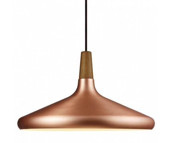 Lampa wisząca Float 39 78223030 Nordlux miedziana oprawa w stylu design
