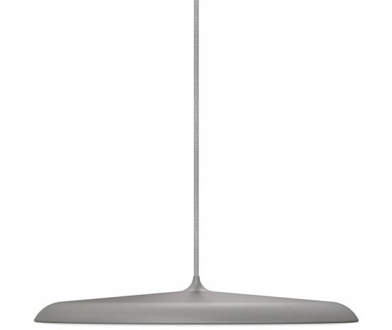 Lampa wisząca Artist 40 83093010 Nordlux nowoczesna szara oprawa LED