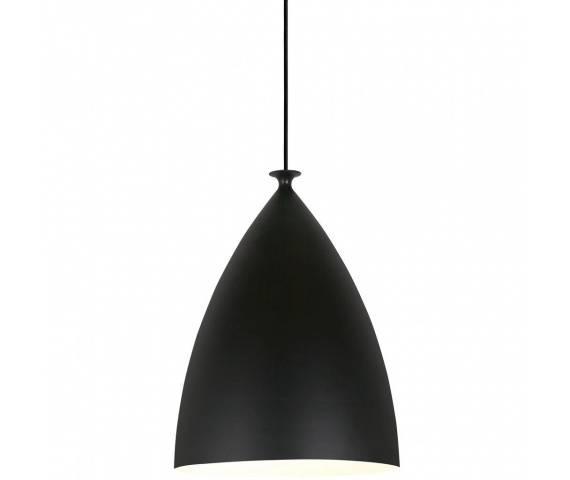 Lampa wisząca Slope 22 71713001 Nordlux czarna oprawa w stylu design