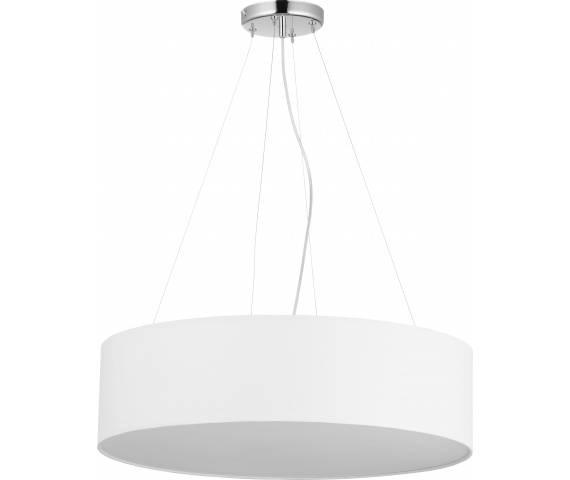 Lampa wisząca Vienna 4244 TK Lighting nowoczesna oprawa w kolorze białym