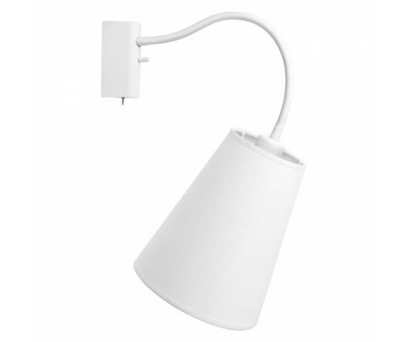 Kinkiet Flex Shade 9764 Nowodvorski Lighting pojedyncza biała oprawa ścienna