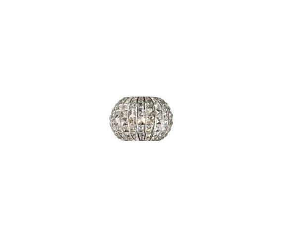 Kinkiet Calypso AP2 044163 Ideal Lux oprawa w stylu kryształowym