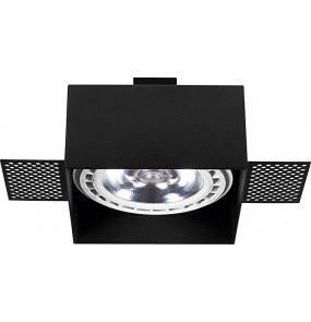 Oprawa wpuszczana Mod Plus 9404 Nowodvorski Lighting pojedyncza lampa w kolorze czarnym