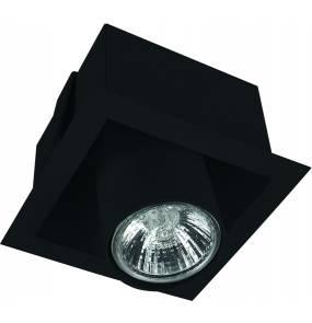 Oprawa wpuszczana Eye Mod 8937 Nowodvorski Lighting ruchomy reflektor w kolorze czarnym