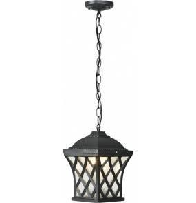 Lampa wisząca Tay 5293 Nowodvorski Lighting zewnętrzna oprawa w kolorze czarnym