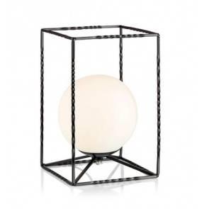 Lampa stołowa Eve 107816 Markslojd dekoracyjna nowoczesna oprawa w kolorze czarnym