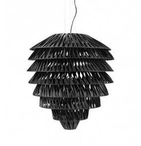 Lampa wisząca Dorsia 107804 Markslojd dekoracyjna czarna oprawa wisząca