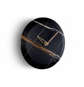 Zegar ścienny Bari M Sahara Noir HUGMS Nomon