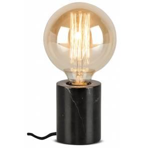 Lampa stołowa Athens ATHENS/T/B It's About Romi marmurowa oprawa w kolorze czarnym