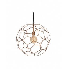 Lampa wisząca Marrakesh MARRAKESH/H35/BCO It's About Romi miedziana oprawa w nowoczesnym stylu