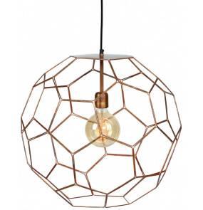 Lampa wisząca Marrakesh MARRAKESH/H55/BCO It's About Romi miedziana oprawa w nowoczesnym stylu