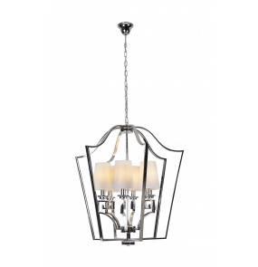 Lampa wisząca GLASGOW P0324 Maxlight oprawa wisząca w klasycznym stylu