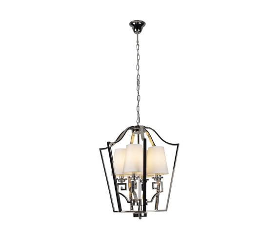 Lampa wisząca GLASGOW P0323 Maxlight oprawa wisząca w klasycznym stylu
