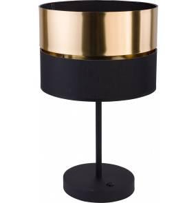 Lampa stołowa Hilton 5467 TK Lighting nowoczesna oprawa w kolorze czarnym