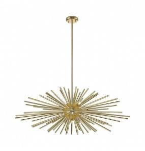 Lampa wisząca Urchin P0491-09E-F7DY Zuma Line nowoczesna oprawa w kolorze złotym