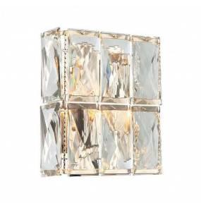 Kinkiet Intero Gold Parette Orlicki Design złota oprawa w stylu nowoczesnym