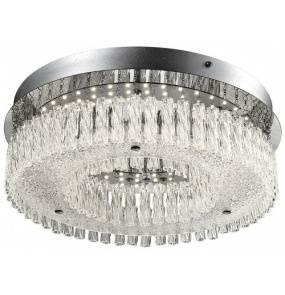 Plafon OPRA 40W (ze ściemiaczem) C1120-40R-D1 Auhilon lampa sufitowa o kryształowym wykończeniu