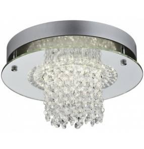 Plafon SOPHIA 12W C1119-12R Auhilon lampa sufitowa o kryształowym wykończeniu