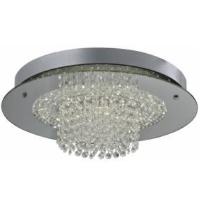 Plafon SOPHIA 24W C1119-24R Auhilon kryształowa lampa sufitowa