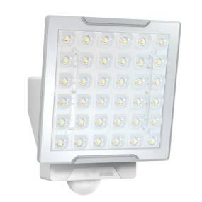 Naświetlacz z czujnikiem XLED Pro Square ST009953 zewnętrzna oprawa w kolorze białym