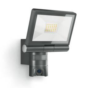 Naświetlacz z czujnikiem i kamerą XLED Cam1 ST065294 Steinel zewnętrzna oprawa w kolorze antracytu