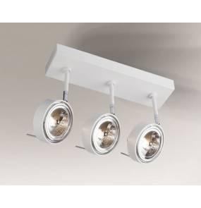 Reflektor FUSSA 7231 Shilo biały