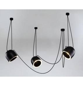 Lampa wisząca DOBO 9037 Shilo czarny