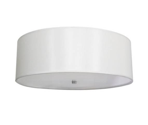 Plafon Girona 70 LP-2190/5C-70 WH Light Prestige elegancka lampa sufitowa w kolorze białym