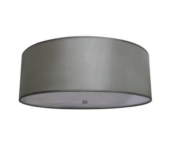 Plafon Girona 35 LP-2190/2C-35 Light Prestige elegancka lampa sufitowa w kolorze szarym