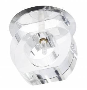 Oczko stropowe Jowisz LP-10221/H22 Light Prestige transparentna oprawa w stylu nowoczesnym