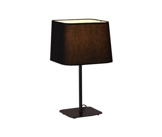 Lampa biurkowa Marbella LP-332/1T Light Prestige klasyczna oprawa w kolorze czarnym