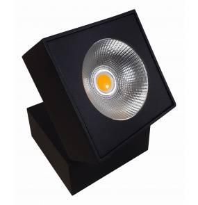 Oprawa natynkowa ARTU C0191 MAXlight czarny reflektor kierunkowy