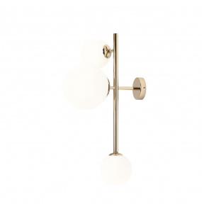 Kinkiet BALIA 1039Y30 Aldex nowoczesna oprawa w kolorze złotym