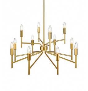 Lampa wisząca REGENT Pendant 12L Painted Gold 108106 Markslojd nowoczesna oprawa wisząca