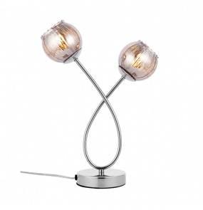 Lampa stołowa Aerith 76125 Endon chromowana oprawa w stylu nowoczesnym