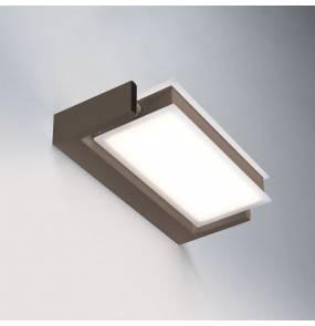 Kinkiet Axella 0039.11.SA W VIVIDA International minimalistyczny kinkiet w kolorze piaskowym | LED | ciepła barwa | duży